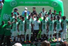 """Atlético Nacional:""""SubCampeón de la LAF-2017-SUB-17″…"""