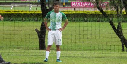 """Jhon Manuel Arteaga: """"De la SUB-20 Verde a Estudiantes de la Plata"""""""