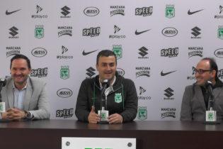 """Esteban Escobar:""""Pongo mi conocimiento al servicio del Club que amo""""…"""