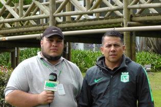 """Nelson Reyes:""""Ojalá los juveniles demuestren que pueden llegar al 1er equipo"""".."""