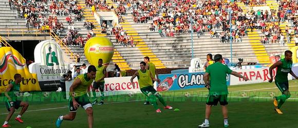 Atlético Nacional: Un proceso en construcción
