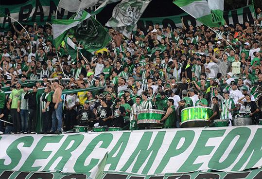 Nacional Vs Bol U00edvar U00bbUn Sorbo De Copa Con La M U00edstica Del